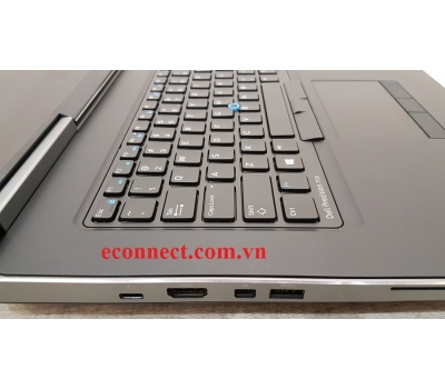 Dell Precision 7710 (Xeon E3-1505M, VGA Quadro M3000M-4GB)