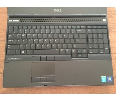 Dell Precision M4800 (Core i7-4800MQ, Quadro K2100M-2G)